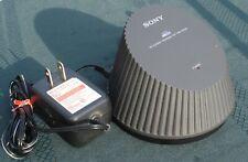SONY TMR-RF930 SONY FM TRANSMITTER 3 CHANNEL & ORIGINAL SONY AC-S901 9V POWER