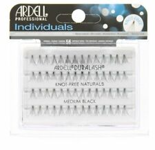 Ardell Duralash Individual Knot-Free Natural Eyelashes - Medium Black