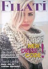 Filati Ausgabe 42, Modelle, Lana Grossa, Herbst, Winter, Stricken,92 Anleitungen