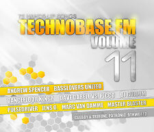 CD technobase.fm Volume 11 from Various Artists 3 CDs