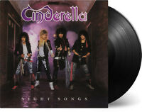 Cinderella - Night Songs [New Vinyl] Holland - Import