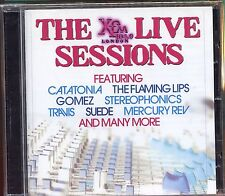Select  Magazine CD / The XFM Live Sessions - New & Sealed
