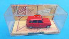Norev tiroir - RENAULT 4 L, R4, 4L Pompiers 1963 1:43