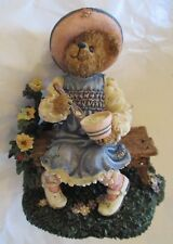 Boyds Bears & Friends ~ The Bearstone Collection ~ Lil' Miss Muffet ~ Mint