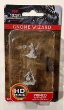 GNOME WIZARD NEW wizkids Nolzur's Marvelous miniatures Dungeons & Dragons