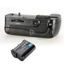 Battery Grip for MB-D15 Nikon D7100 + Rechargeable Li-ion Battery for EN-EL15