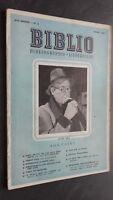 Revista Hör Bibliothek Andre Gide Mars 1951 N º 3 ABE