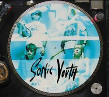 "Sonic Youth – Dirty Boots Mega Rare 12"" Picture Disc Promo Single LP NM (Goo)"