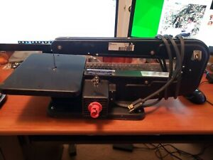 Dremel Model 571-5 Moto Shop Scroll Saw with Rotary NO BOX ATTACHMENT