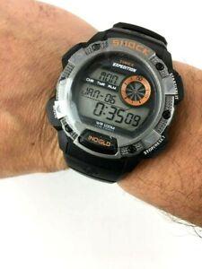 Watch Timex Expedition Shock T49978 Man Woman Digital Chrono Indiglo