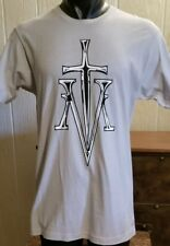 GAME OF THRONES HBO Gray T-Shirt Sz L