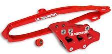 T.M. Designworks Dirt Cross Multi-Purpose Chain Slide-N-Guide Kit DCK-OR1-RD