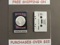 GRATEFUL DEAD TOUCH OF GREY B/W MY BROTHER ESAU CASSETTE SINGLE