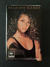 MARIAH CAREY - 'Self Titled' 1990 Cassette Tape Album