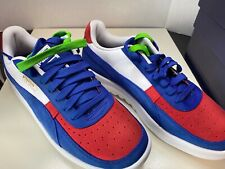 Puma GV Special Primary Mens Shoes Size 11- 372303-01 (Blue/White/Red)