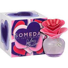 Someday by Justin Bieber Eau de Parfum Spray, 3.4 oz/100ml ~ Brand New!