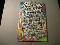Amazing Heroes #107 Teenage Mutant Ninja Turtles (1986, Fantagraphics)
