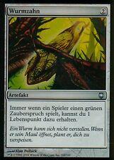 Wurmzahn FOIL / Wurm's Tooth | NM | Darksteel | GER | Magic MTG