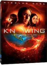 Knowing.Dvd.Action.Sci-Fi .Fantasy.Disaster.Nicholas Cage.Extras.Ws.