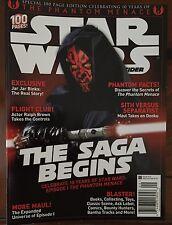 Star Wars Insider (2009) #109 - Official Magazine - Darth Maul Cover - Rare