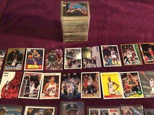 nba basketball cards lot