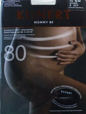 Kunert Mommy 80 Collant Premaman Donna 80 den Nero (black 0500) 42/43 (ta...