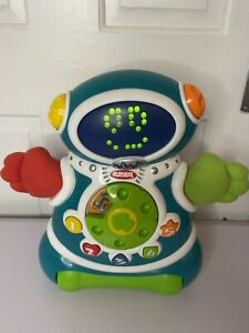 Playskool Vintage Magic Screen Learning Pal 2002 Interactive Learning Robot