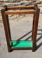 More details for 1920s oak stick stand