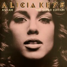 Alicia Keys - As I Am (2 Disc, CD + DVD, Deluxe, Super Edition) CD Australia