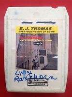 B. J. THOMAS  Everybody's Out Of Town  8 Track Tape  TSPS 582