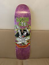 Krooked Kevin Staab Guest Board Rare 247/250 Skateboard Deck