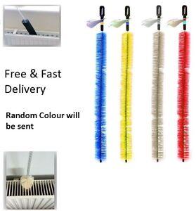 Long Reach Flexible Radiator Heater Cleaner Duster/Brush 70cm
