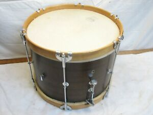 """Vintage Wooden Snare Drum Wood Shell Marching Band Instrument 14"""""""