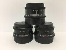 NEW! Old Stock! Industar 50-2 f/3.5 50mm (Tessar Copy) Screw M42