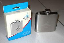 Olimpiadi Torino 2006 FIASCHETTA PORTALIQUORI Olympic Winter Gadget Hip flask