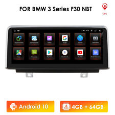 Android Car GPS Multimedia Screen Carplay 4+64G For BMW 3 4 Series F30 F31 F32