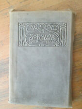 Elbert Hubbard THE MAN OF SORROWS Roycrofters Arts & Crafts Book