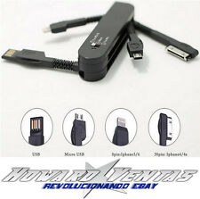 Cable Universal Datos Carga Micro USB Samsung S5 S6 S7 Edge iPhone 5 5S SE 6 7