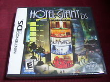 HOTEL GIANT DS  FACTORY SEALED!!!  C@@L!!!  SHIPS FAST!!! L@@K!!!