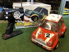 Graupner #4965 Mini Cooper Mr. Wheelie, kompl. mit RC, Vintage 80er mit OVP