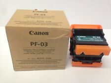 Canon PF-03  print head SERVICE & REPAIR
