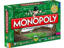 Winning Moves Monopoly NRL Board Game - 003036