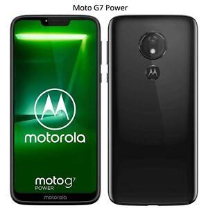 Motorola Moto G7 / G7 Play G7 Power 32/64GB Unlocked or T-Mobile GOOD 7.5-8.5/10