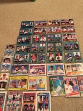 MBL ROOKIE CARDS 36 Card Lot