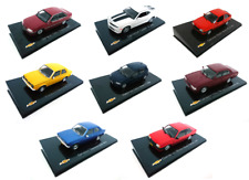 Lot de 8 voitures Chevrolet 1/43 (1973 à 2011) DIECAST MODEL CAR General Motors