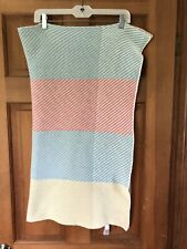 STEM BABY 100% Organic Cotton Sweater Blanket - from Nordstrom - soft beautiful