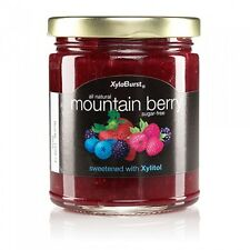Xyloburst Mountain Berry Jam - Sugar Free - 10 oz Jar - Sweetened with Xylitol!