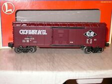 LIONEL 6-29288 Overprint CR Conrail over Reading Freight Box Car