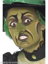 Bruja De Halloween ESPECIALES efectos maquillaje Pintura facial Disfraz Kit