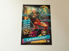 "Wwe Slam Attax volver a cargar/Topps ""Ilja Dragunov"" #145 Trading Card"
